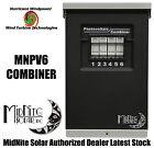MIDNITE SOLAR MNPV6 PV COMBINER BOX FOR SOLAR PANEL WIND TURBINE WIND GENERATOR <br/> WE OFFER SHIPPING TO ALASKA, HAWAII AND PUERTO RICO