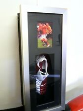 WAYNE ROONEY HAND SIGNED FOOTBALL BOOT WITH CERTIFICATE 08/01/06 ref SHEL