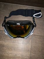 Oakley Mirrored Ski Goggles