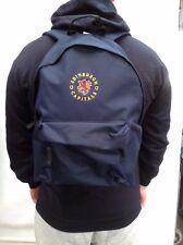 Official Edinburgh Capitals Navy Backpack, Rucksack Bag