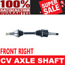 FRONT RIGHT CV Axle Shaft For BUICK RENDEZVOUS 02-06 3.4L AWD V6 3.6L