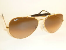 2b5dca33b5 Ray-Ban Outdoorsman II Men s Gradient Sunglasses with Bronze-Copper Frame  and Pink