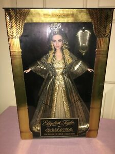 Elizabeth Taylor in Cleopatra - NRFB 1999 Mattel