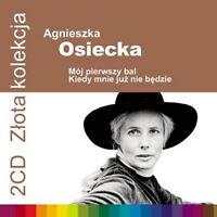 Agnieszka Osiecka - Zlota Kolekcja - Moj pierwszy bal .... (polish music - CD)