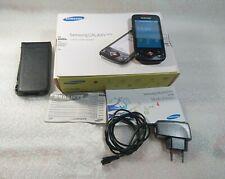 Phone smartphone samsung galaxy spica gt-i5700 black unlocked box
