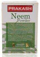 Organic Pure Neem Leaf Powder Hebal Premium Natural New 100 Gm Free Shipping