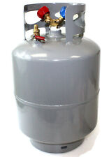 Refrigerant Recovery Reclaim Tank 48lb Cylinder Tank 400 PSI R410A R134a R22 Gas
