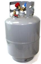 Refrigerant Recovery Reclaim Tank 48lb Cylinder Tank 400 Psi R410a R134a R22 Gas