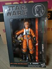 "Star Wars The Black Series 6/"" Archive LUKE SKYWALKER /& WEDGE ANTILLES X-Wing Pil"