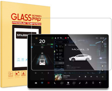 SPARIN Screen Protector for Tesla Model 3 Central Control 15 inch Touchscreen Ca