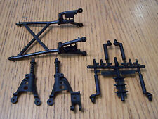 Axial SCX10 II 2000 Jeep Cherokee Body Posts Mounts & Shock Hoops ll Towers High