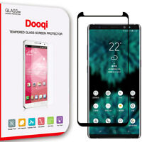 For Samsung Galaxy S9 Plus Note 8 Note 9 Full Cover Full Glue 3D Tempered Glass