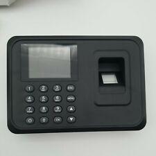 Fingerprint Attendance Machine 24 Lcd Screen Support U Disk Download L1