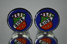 new Gios Torino Handlebar End Plugs Bar Caps vintage guidon bouchons calotte