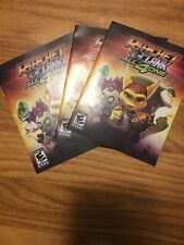 PS3 Ratchet And Clank: All 4 One - Complete - Fast Shipping