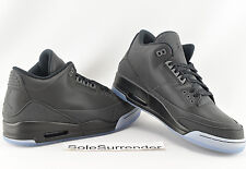 Air Jordan 5LAB3 - SIZE 10.5 - NEW - 631603-010 Reflective 3M 3 5 Black Retro