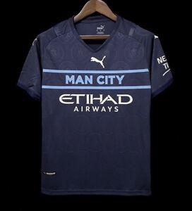 🔥 Manchester City- 2021-22  3rd- BNWT - Size S/M/L/XL/XXL To choose