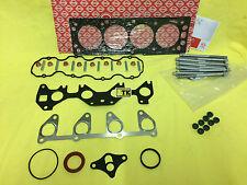 OPEL Satz Zylinderkopf Kit Astra G Combo Meriva 1,6 Z16SE Ventildeckeldichtung