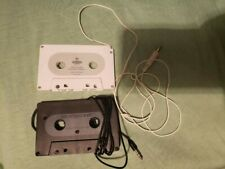 Scosche Belkin in Car Mobile Cassette Adapter for Mp3 Player Set of Two