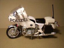 POLISTIL  1/15  MOTO  BMW  R 75/5  POLIZEI  TRES  BEL  ETAT  VINTAGE