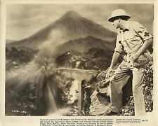 "GARY COOPER in ""The Story of Dr. Wassell"" Original Vintage Photo 1944"