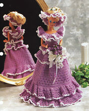 """Bridesmaid""~Cr ochet Pattern Instructions Only fits Barbie Fashion Doll~New"