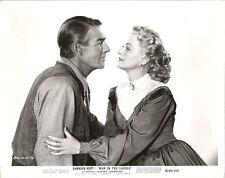 "ELLEN DREW & RANDOLPH SCOTT ""Man in the Saddle"" Or.1951"