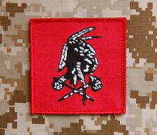 NSWDG Red Squadron 'Shooter' Patch DEVGRU ST6 Red Team Bin Laden Raid VELCRO®