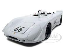 STEVE MCQEEN PORSCHE 908/02 #66A 1970 1:18 DIECAST MODEL CAR BY AUTOART 87073