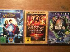 Walt Disney [3 DVD] Die Geistervilla + Zauberer vom Waverly Place + Duell Magier