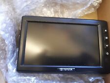 Dual screen in car dvd playerToyota Corolla verso 2004 to 2008