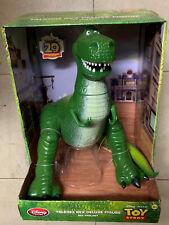 Toy Story: gran parlante Talking Rex Dino - 28 cm de largo-nuevo