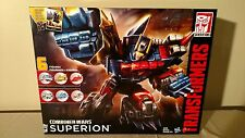 Transformers Combiner Wars Superion G2 Colors Arialbots MISB