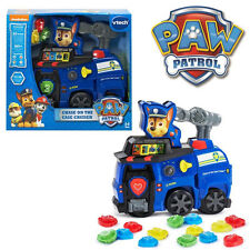 PAW PATROL CHASE THE CASE CRUISER LEARNING SONG MUSIC EDUCATION BABY TALKING TOY