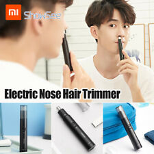 Xiaomi ShowSee Men's Electric Nose Hair Trimmer Clipper C1-BK Waterproof T5E3