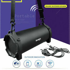 Portable Outdoor Sports Subwoofer Column Wireless Bluetooth Stereo Speaker Us