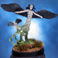 Painted RAFM Miniatures Our Lady of Darkness