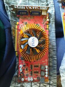 Video Card MsI N9800GT 512MB