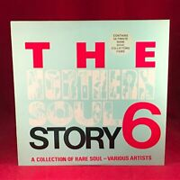 VARIOUS The Northern Soul Story 6 - 1987 UK Double vinyl LP EXCELLENT CONDITION