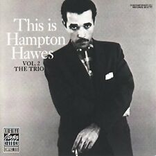 Hampton Hawes - Trio 2 [New CD]