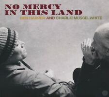 Ben Harper & Charlie Musselwhite No Mercy in This Land CD - Release 2018