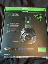 Razer Nari Ultimate 7.1 Surround Sound Wireless Gaming Headset for XBOX ONE / PC