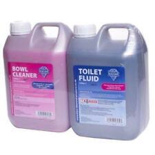 Blue Diamond Chemical Toilet Fluid Caravan Twin Pack 2L
