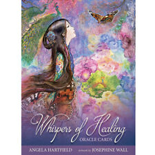 Whispers of Healing Oracle NEW Deck and Book Set Cards by Josephine Wall