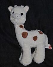 Peluche doudou sophie la girafe chérie VULLI  Il était une fois 25 Cm