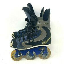 Nike Ignite Lx Inline Roller Hockey Skates Blades Sz 13Ee Kids Youth Jr Rare