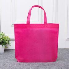 Eco Shopping Bag Reusable Folding Storage Handbag Shoulder Tote Non Woven Hot