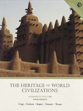 The Heritage of World Civilization, Combined (5th Edition)