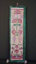 Fine Early 1900 Korean Embroidered Ironing Board InDooPan