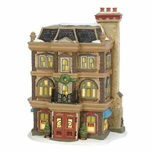 Department 56 Dickens' Village Royal Bank of Cornhill (6003070)